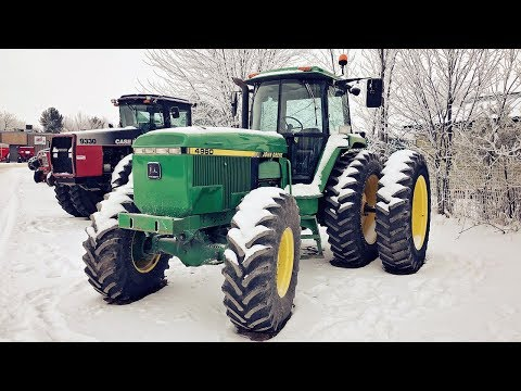 Dream Tractor | John Deere 4960 | Swiderski Equipment