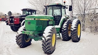 Download Dream Tractor | John Deere 4960 | Swiderski Equipment Mp3 and Videos