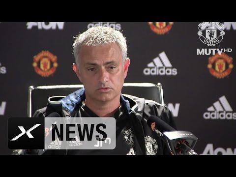 Wegen Kritik: Jose Mourinho rechnet mit Presse ab   Manchester United   Premier League
