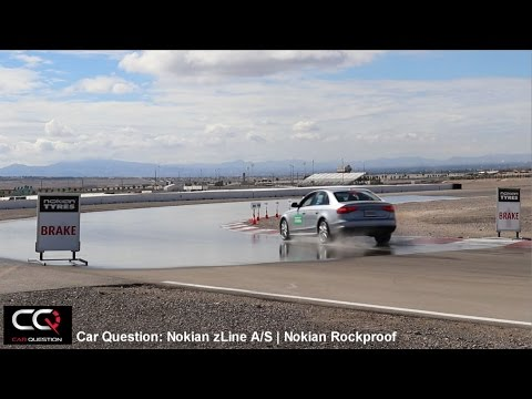 NEW UHP tire: Nokian zLine A/S   NEW OFF-ROAD tire: Nokian RockProof   TIRE TEST!!!
