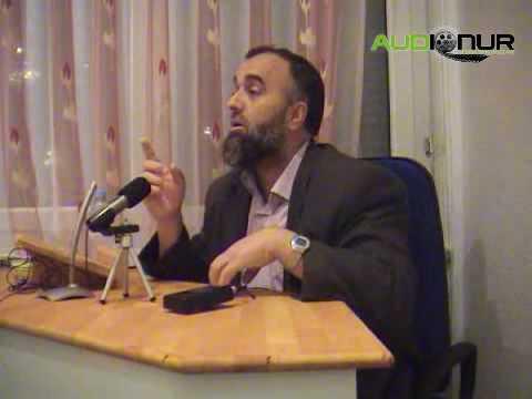 """""""Raportet Familjare"""" Ligjërues: Mazllam Mazllami (Imam nga Prizreni) - Ligjëratë në Zvicër"""