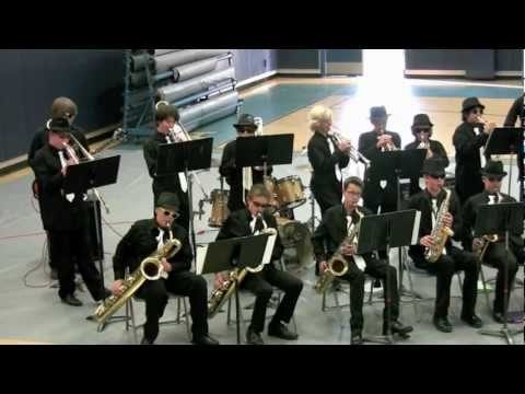 Sequoia Middle School Jazz Band Concert