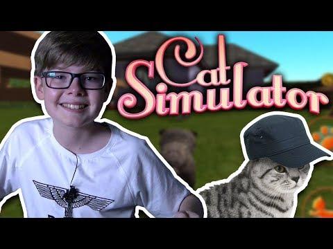 CAT SIMULATOR!! Free Games