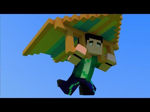Minecraft - SKY WARS DELTA COM LUCKY BLOCK #1 O COMEÇO ÉPICO!