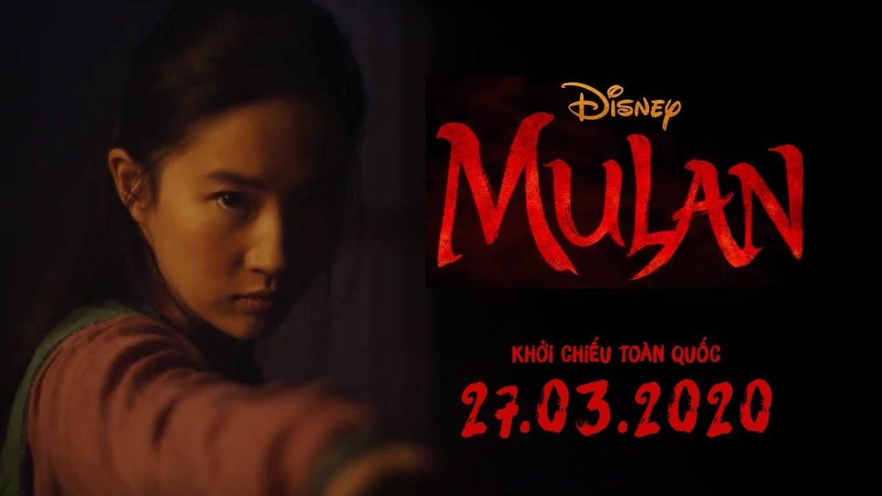 Download MULAN | HOA MỘC LAN - Trailer | Khởi chiếu toàn quốc ngày 27.03.2020