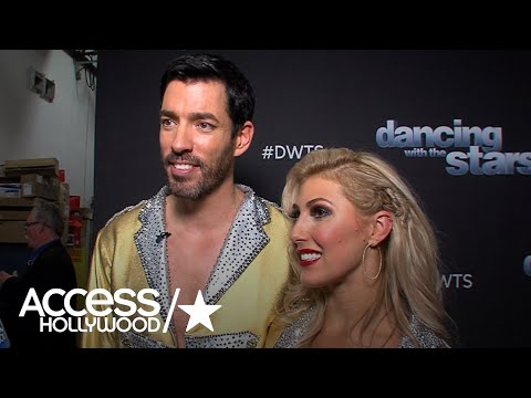'DWTS': Drew Scott & Emma Slater On Being Shocked About Making It To The Finals   Access Hollywood