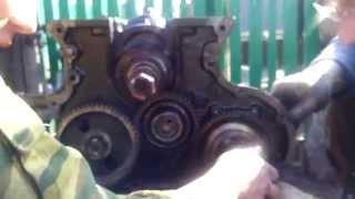 ЮМЗ. Отзыв. Сборка двигателя(, 2015-04-16T04:37:35.000Z)