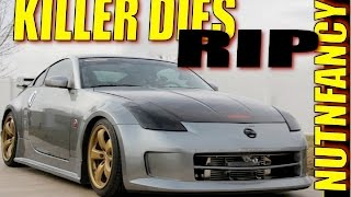 350Z Dies in Cali: The Surprising Death of Killer