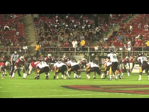 UNLV Football vs Central Michigan
