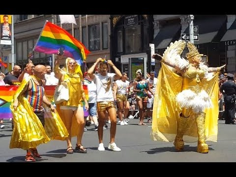 WorldPride NYC : NYC Pride March 2019 Part 3