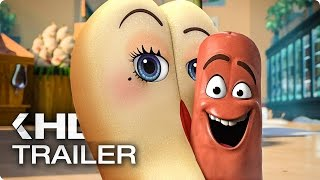SAUSAGE PARTY Exklusiv Trailer 2 German Deutsch (2016)