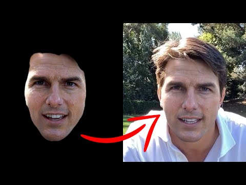 Deep Fake CG TomCruise - If this guy can fool you, what is Biden doing?