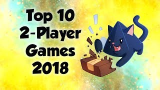 Top 2 Player Games of 2018