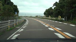 国道56号の高知県区間です。景色のいいところを多く通ります。高知来た...