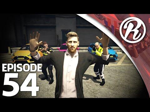 [GTA5] NEDERLANDSE POLITIE VS LIONEL MESSI!! - Royalistiq   Politie en boefje #54