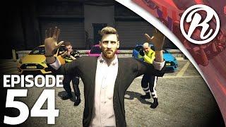 [GTA5] NEDERLANDSE POLITIE VS LIONEL MESSI!! - Royalistiq | Politie en boefje #54