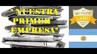"""📣 My Profit Land """"Cap 4 """" Primera Empresa  💰✌"""