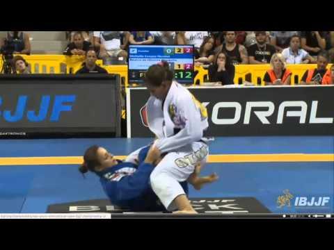 FINAL - 2014 MUNDIALS - Michelle Nicolini vs Beatrix Mesquita