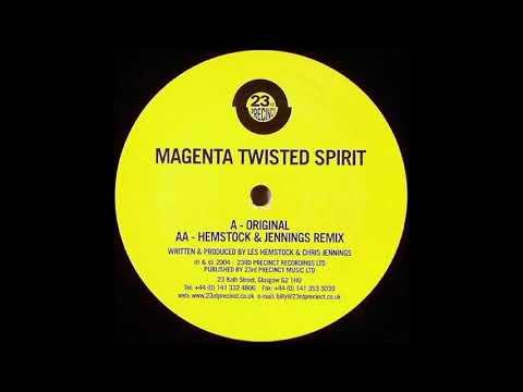 Magenta - Twisted Spirit (2004)