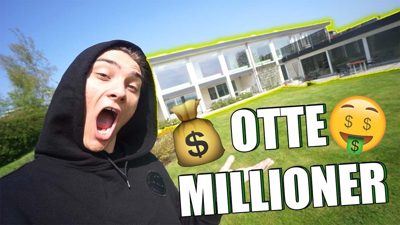 VORES HUS TIL 8 MILLIONER (House Tour)