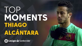 Made in LaLiga: Thiago Alcántara