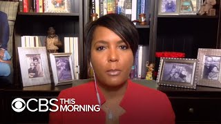Atlanta Mayor Keisha Lance Bottoms on testing positive for COVID-19 and requiring masks in public
