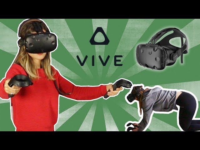 Gençlerin Tepkisi: HTC VIVE