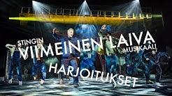 #Näyttelijänelämää | Sting Viimeinen Laiva -musikaali