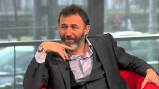 Tommy Tiernan on The Hour with George Stroumboulopoulos: INTERVIEW