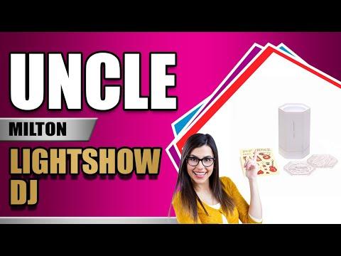 Lightshow DJ Uncle Milton
