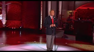 """Wink Martindale Performs His Patriotic Anthem """"I Stand"""" 