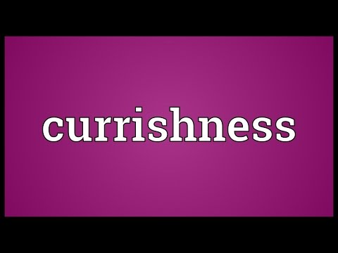 Header of currishness