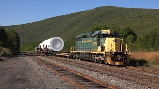 Heat Exchanger on the Reading & Northern Railroad