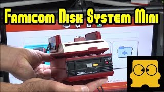 "Mini Famicom Disk System Classic Edition ""Custom Build"""