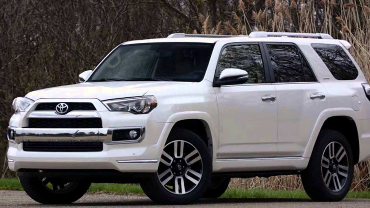 2016 Toyota 4runner Limited Specs Review And Performance