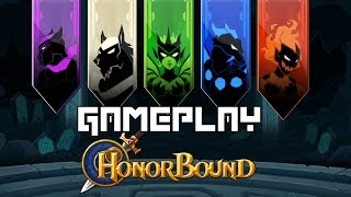 App of the Day: HonorBound Android, iOS Gameplay
