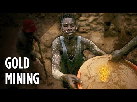 The Devastating Effects Of Gold Mining
