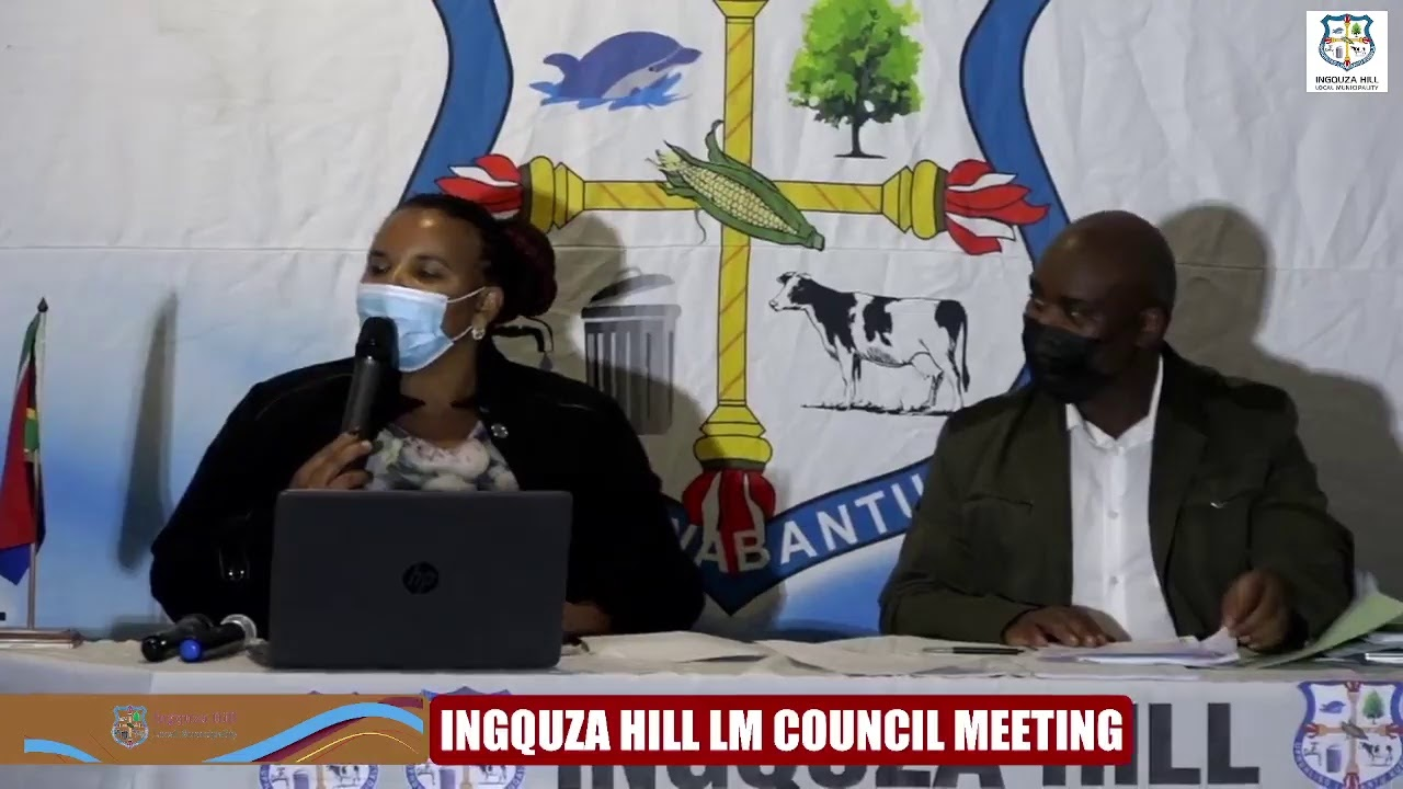 Download INGQUZA HILL LOCAL MUNICIPALITY
