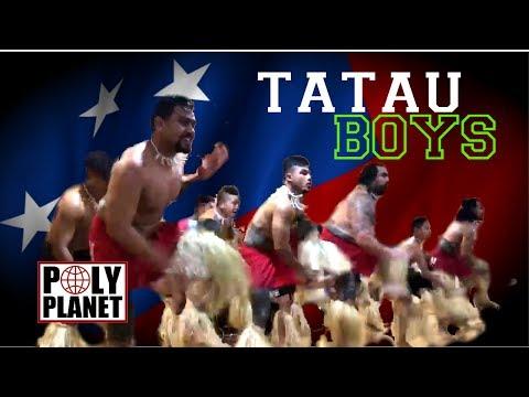 Tatau Boys - Samoan Slap Dance