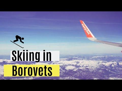 Travel Vlog. Ski Holiday Borovets 2016
