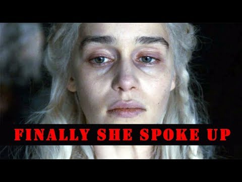 Game Of Thrones' Emilia Clarke Reveals She Was Told To Do Nude Scenes | Trendifo