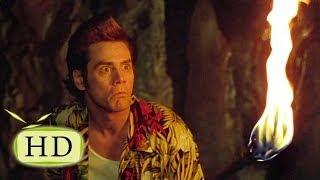 Эйс Вентура 2 — «Получай, крылатое сатанинское племя!» - эпизоды, цитаты из к/ф (7/15)