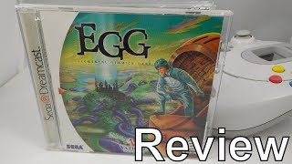 EGG: Elemental Gimmick Gear for Sega Dreamcast - Review