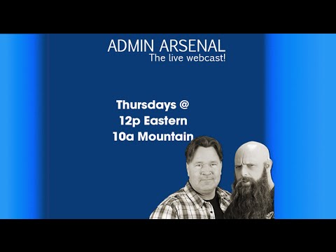 Admin Arsenal Live! : Hardware and Software Audits using PDQ Inventory