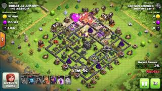 Clash of clans th9 ep:15 loot for days baby
