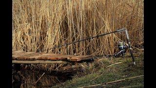 Хитрая китайская удочкакоторая ловит рыбу самаохотится на щукумонтаж убийца щуки