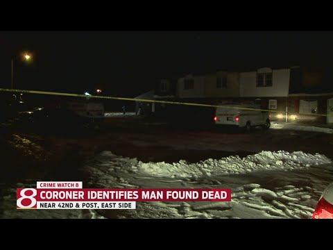 Police ID victim in 'suspicious' death