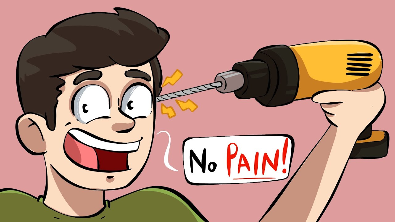 I Cant Feel Pain - YouTube