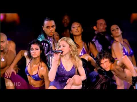 Madonna - Hung Up Live 'The Confessions Tour' on NBC HD