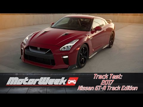 Track Test: 2017 Nissan GT-R Track Edition - Asian Zing